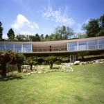 Crescent House, Shigeru ban, Shigeru ban pritzker prize winner, 2014 pritzker prize winner, pritzker prize winning architects, award winning architects, 2014 pritzker prize laureate