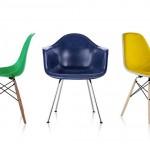 Eames Fiberglass Chairs, iconic eames shell chair, iconic eames design, fiberglass shell chair, eames shell chair