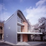 HOUSE OVERLOOKING THE PARK, Shigeru ban, Shigeru ban pritzker prize winner, 2014 pritzker prize winner, pritzker prize winning architects, award winning architects, 2014 pritzker prize laureate