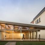 Madrid Paper Pavilion, Shigeru ban, Shigeru ban pritzker prize winner, 2014 pritzker prize winner, pritzker prize winning architects, award winning architects, 2014 pritzker prize laureate
