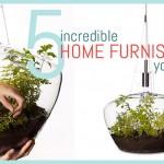 5 home furnishings you will love
