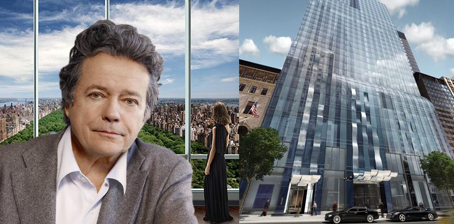 one57, CHRISTIAN de PORTZAMPARC, CHRISTIAN de PORTZAMPARC, one57, tallest condo in nyc, tallest residence in new york, tallest residence nyc, tallest home nyc, CHRISTIAN de PORTZAMPARC