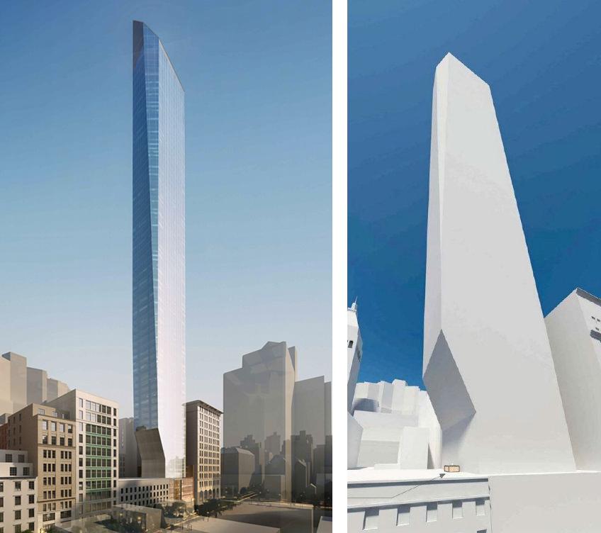 43 East 22nd Manhattan Condo KPF Continuum Tower Skyscraper luxury ()