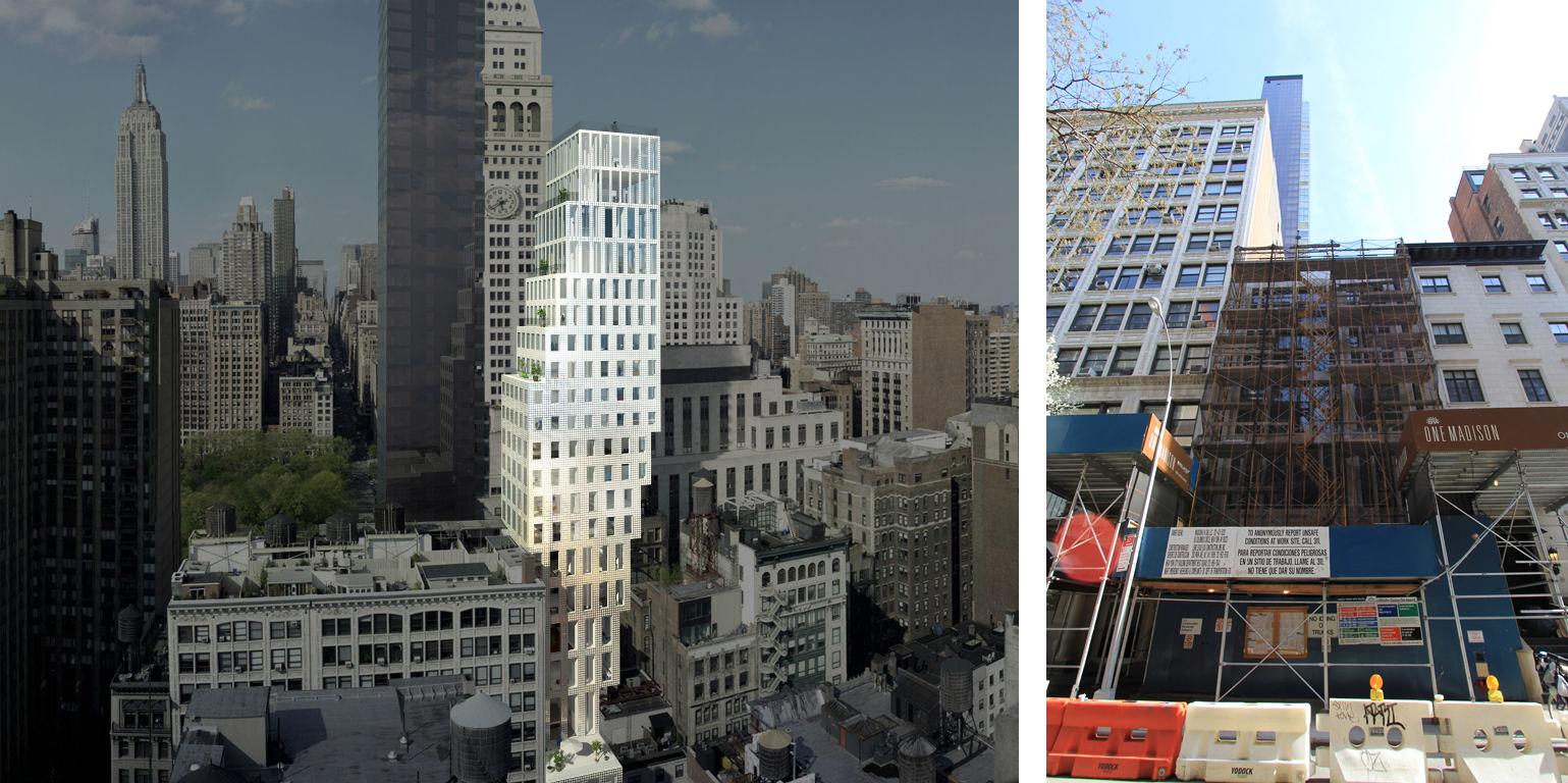 43 East 22nd Manhattan Condo KPF Continuum Tower Skyscraper luxury, nyc, real estate