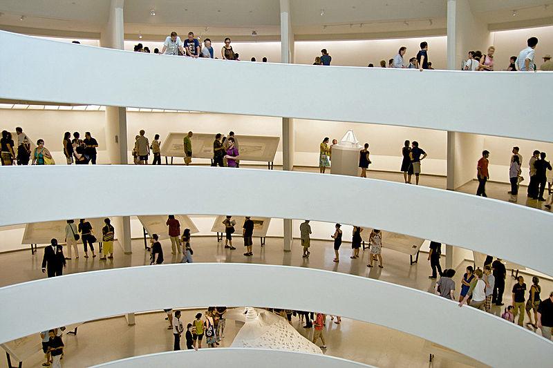 Guggenheim NYC, Guggenheim Museum, Upper East Side