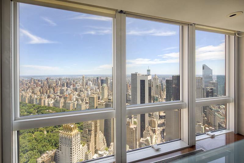 Sky High Living Inside The Penthouses Of 10 Of Manhattan