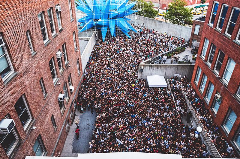 PS1 Summer Warm Up, MoMA PS1, MoMA PS1 Wendy, Wendy at PS1, HWKN