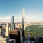 Manhattan's Tallest Condominium Tower, Manhattan's Tallest residential tower, shop architects, JDS Development Group, Property Markets Group, world's slenderest building, world's skinniest building