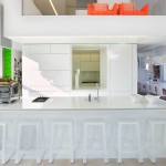 David Hotson, Ghislaine Viñas, SkyHouse, NYC Design, FiDi Apartment, Financial District