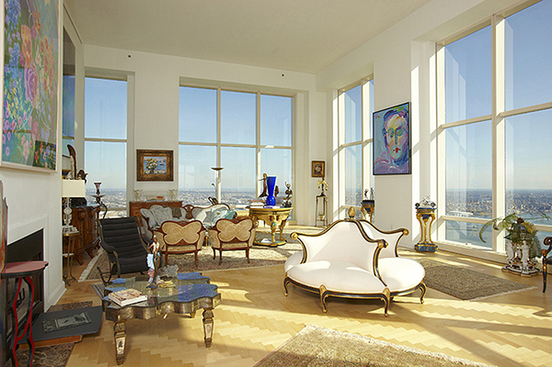Sky High Living: Inside the Penthouses of 10 of Manhattan