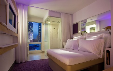 Yotel, Yotel NYC, NYC Hotel, Luxury Hotels NYC, NYC's tiniest hotel, Cool NYC Hotels, where to stay in NYC, cool hotel designs, tiny hotels, tiny luxury hotel, new york hotels