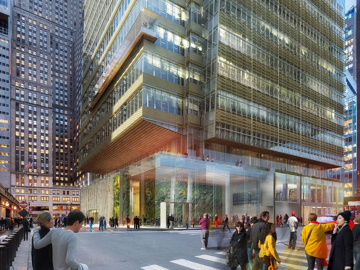 Midtown East, Grand Central, KPF, SL Green, Skyscraper, New Development, Tower, Zoning