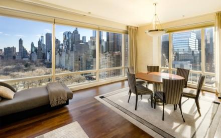 1 Central Park West, 23D bedroom