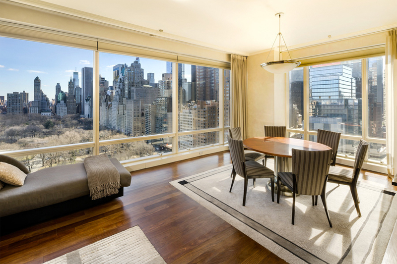 Picture Perfect Apartment In The Trump International Finds