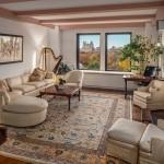 1035 Fifth Avenue, 12A Living Room
