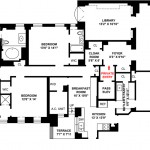 133 East 64th St floor plan