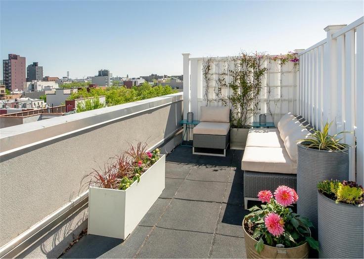 149 Skillman Ave roof deck
