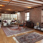 265 Water Street, 8 living room and dining room