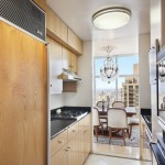 3 Lincoln Center, 46A kitchen