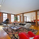 30 Crosby Street, 3B Living Room