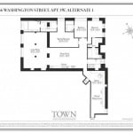 466 Washington Street floor plan