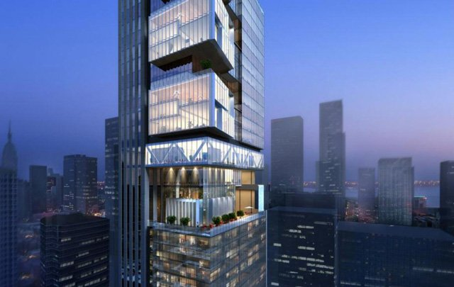 470 Eleventh Avenue, Black House Development, Archilier Architects,