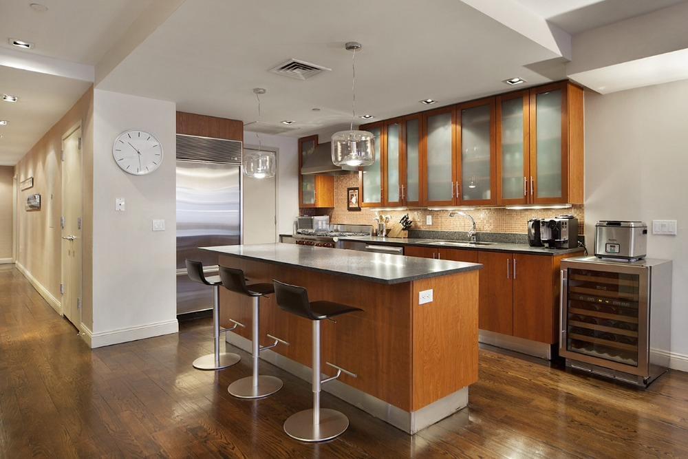 73 Worth St kitchen