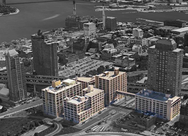 DUMBO, Tech, Leeser Architects, conversion, nyc, brooklyn, development, tower