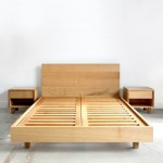 Hanko Bed designed by Chadhaus