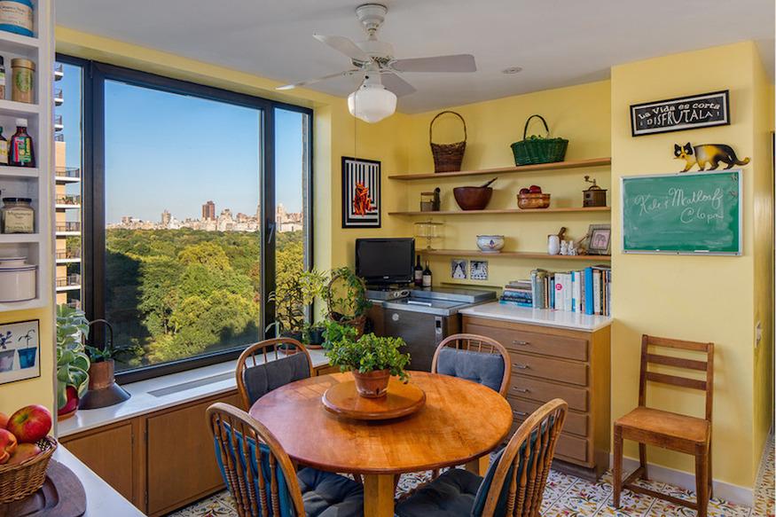 Hank Azaria's new kitchen