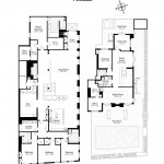 Kelly Ripa Soho Penthouse floor plan