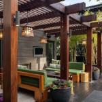 Kelly Ripa Soho Penthouse private deck