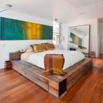 Matthew Blesso Sustainable Apt bedroom