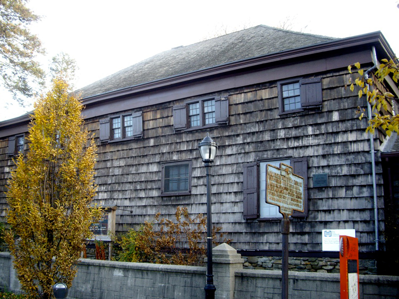 Old Quaker Meeting House