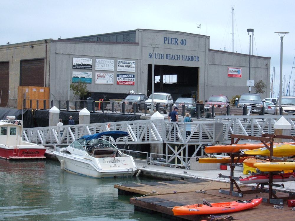 Pier 40 2