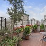 Valerie Mnuchin New Penthouse terrace