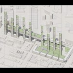 """""""Vertical Lots"""" by Amoia Cody Architecture"""