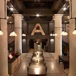 Ace Hotel New York's Beautiful Lobby