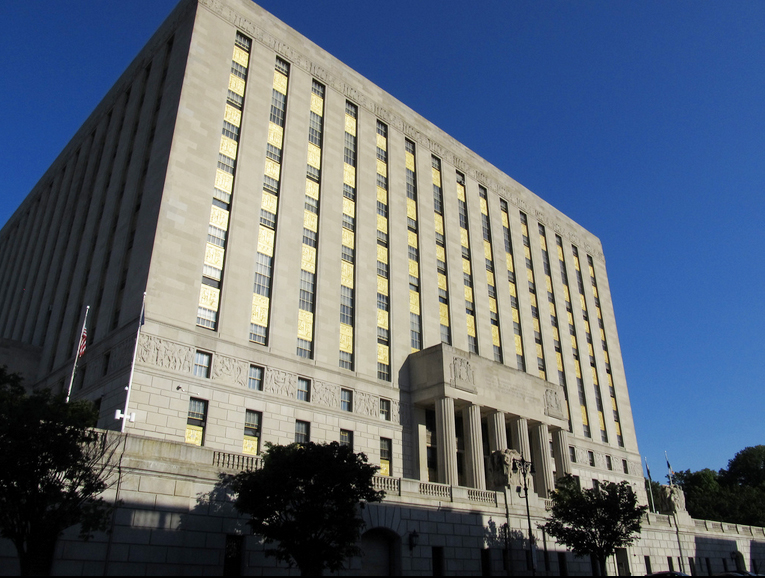 Bronx Courthouse