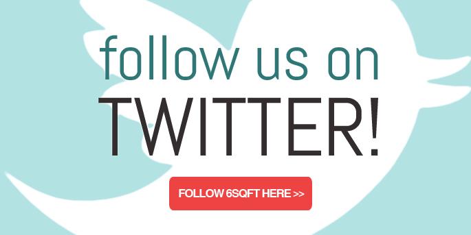 follow 6sqft on twitter
