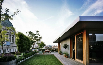 Grand Street residence designed by Andrew Berman and Goode Green