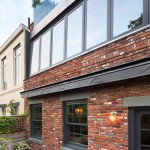 Hudson Street Townhouse designed by Andrew Franz Architect