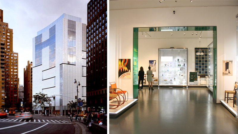 the museum of art and design NYC