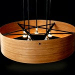 Brann hanging lamps by Pickett Furniture