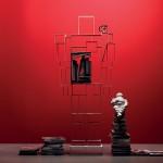 Robox Shelf designed by Fabio Novembre