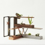 Mini Terrarium designed by Plant-in City's Huy Bui for Home Made