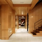 142 Duane Street PH hallway
