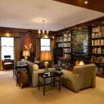 142 Duane Street PH library