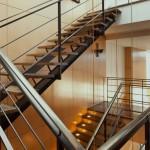 142 Duane Street PH stairway