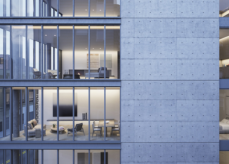 Renderings Of Pritzker Winner Tadao Ando 39 S Concrete And